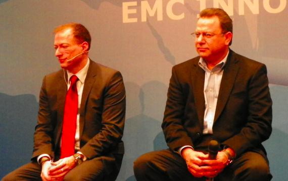 EMC Innovation Showcase - Session1 Report